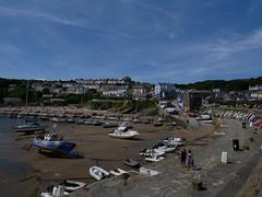 New Quay (Dubris) Tags: wales cymru newquay seaside coast summer ceredigion beach harbour harbor