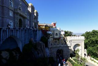 Palacio National de la Pena, Sintra, Portugal, August 2018 1034