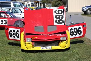 FIAT X1/9 Abarth Replica