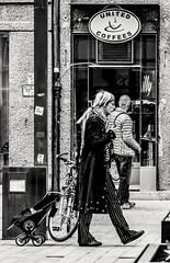 Dude looks like a lady... (mikeback-streetphotography) Tags: streetstyle streetphotographer streetarteverywhere streetportrait streetphotographystreet streetlife streetphoto streetphotography street streetphotographers streetart vienna wien austria bnw urban blackwhite black blackandwhite blackandwhitephotography monochromatic monochrome mono