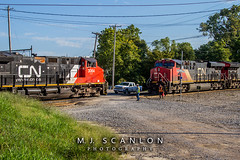 CN 3064 | GE ET44AC | CN Shelby Subdivision (M.J. Scanlon) Tags: business cn2820 cn3064 cn3077 cnharrisonyard cnshelbysubdivision canon capture cargo commerce digital eos et44ac engine freight ge haul horsepower image impression landscape locomotive logistics mjscanlon mjscanlonphotography memphis merchandise mojo move mover moving outdoor outdoors perspective photo photograph photographer photography picture rail railfan railfanning railroad railroader railway scanlon steelwheels super tennessee track train trains transport transportation view wow ©mjscanlon ©mjscanlonphotography
