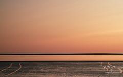 Partir, Revenir - Go, To back (croqlum) Tags: summer plage eté côte evening soir landscape graphics beach coast paysage graphisme