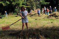 hooien (regionaal landschap Schelde-Durme) Tags: waasmunster kinderen pdpo lia natuurbeleving hooiland speelnatuur landschap landbouw biodiversiteit samenwerken