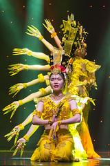 DAG_8937r (crobart) Tags: thousand hand bodhisattva eyes yate dance acrobatic team chinese china canadian national exhibition cne 2018 toronto