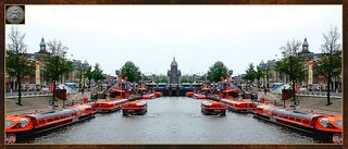 Amsterdam June 2018, Canal Cruise. Holland. 5