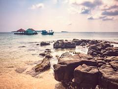 Hon Thom, Phu Quoc, Vietnam (Kevin R Thornton) Tags: anthoiislands phuquoc galaxys8 landscape asia pineappleisland honthom mobile coast samsung beach vietnam nombay travel thànhphốphúquốc tỉnhkiêngiang vn