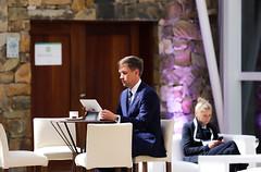 Konstantin NOSKOV, Ministro de Desarrollo Digital, Comunicaciones y Tecnología de la Información de Rusia - Reunión ministerial de Economía Digital