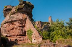 Felsenland-3522 (nikkie_too) Tags: felsenland pfalz palatinate altdahn castle burg