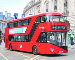 Arriva London - LT197 - LTZ1197 (Waterford_Man) Tags: arrivalondon hybrid wrightbus nrm lt197 ltz1197