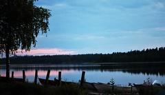 IMG_1858 (www.ilkkajukarainen.fi) Tags: evening ilta boats veneet rowing soutu vene finland finlande happy life summer kesä 2018 athmosphere tolpat järvi museumstuff eu europa scandinavia threes puut puu