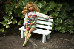 boho style short dress (photos4dreams) Tags: photos4dreams p4d photos4dreamz barbie doll lea asian dress mattel toy barbies girl play fashion fashionistas outfit kleider mode photoshoot outdoor