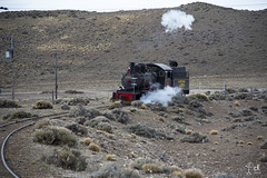Trochita (christian_kollinger) Tags: viejo expreso patagonico tren train color patagonia humo vapor locomotora