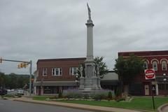 Soldiers and Sailors Memorial (YouTuber) Tags: soldiersandsailorsmemorial lockhaven pennsylvania clintoncounty lockhavenpa