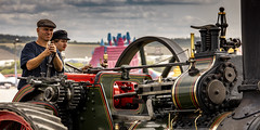 Dorset Steam Fair 2018_092 (Anthony Britton) Tags: the dorsetsteam fair 50thanniversary2018 tractionengines steamrollers steamtrucks steamfairgroundrides steamploughing canon5dmk4 canon24105lens sigma100400 canonesom5 18150mlens