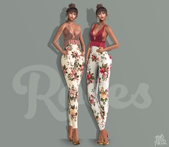 Roses (♕ ★ LadyRok ★ ♕) Tags: jumo on9 monso purepoison secondlife secondlifefashion