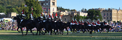 The Household Cavalry Musical Ride (Bri_J) Tags: chatsworthcountryfair2018 chatsworthhouse edensor derbyshire uk chatsworth countryfair nikon d7500 householdcavalry musicalride britisharmy cavalry horse soldier panorama grandring