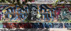 by ? (Ruepestre) Tags: art paris parisgraffiti france francegraffiti graffiti graffitis graffitifrance graffitiparis graff urbanexploration urbain urban streetart street ville villes wall walls city
