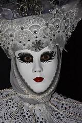 venetian masks portraits - 4 (fotomänni) Tags: masken masks venezianischerkarneval venezianisch venetiancarnival venetian venezianischemasken venetianmasks venezianischemesseludwigsburg portraits portrait portraitfotografie manfredweis