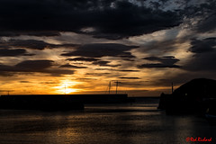 Stonehaven Harbour sunrise 2 (red.richard) Tags: sunrise harbour sea maritime scotland sky clouds water reflections