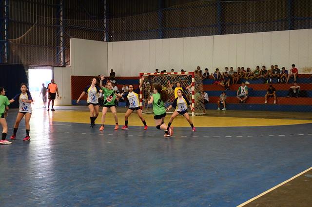 Handebol Fem II 1º  Jacareé x São Paulo - Val Morais  (5)