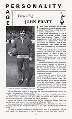 Tottenham Hotspur vs Crystal Palace - 1971 - Page 10 (The Sky Strikers) Tags: tottenham hotspur spurs hotspurs crystal palace football league division one white hart lane official programme 5p