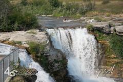 18GD3094 (wdwornik) Tags: 45pictures albertacanada lundbreckfalls tourism gwd waterfalls