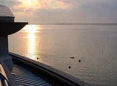 mornings on Lake Monona (humbletree) Tags: mononaterrace madisonwisconsin morninglight lakemonona lake