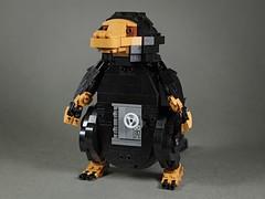 nEO_IMG_DOGOD_Niffler_17 (DOGOD Brick Design) Tags: lego moc afol brick movies fantastic beasts fantasticbeasts ianhou dogod toy money