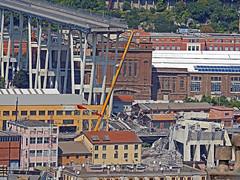 18082221240belvedere (coundown) Tags: genova crollo ponte morandi pontemorandi catastrofe bridge stralli impalcato piloni vvf autostrada