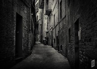 Backstreet Alley