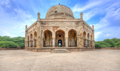 Mehrauli_1 (Mukul Banerjee (www.mukulbanerjee.com)) Tags: delhi delhisultanate heritage historical architecture islamicarchitecture mughal mukulbanerjeephotography medival indianheritage nikon nikond750 hdr highdynamicrange tonemappef tourist tomb