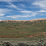 Fossil Butte National Monument Panorama thumbnail