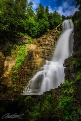 Long expo waterfalls (corineouellet) Tags: forest world amazing cascade cascades chutes discover hiking landscapes landscape nature canoncanada canonphoto canon water waterfall waterfalls