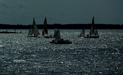 Moonlight effect_0964 (Steven Czitronyi) Tags: sailboats moonlight