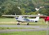 Reims-Cessna F152 G-BFOE