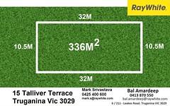 15 Talliver Terrace, Truganina VIC