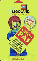 "Eintrittsbillett Legoland, Billund • <a style=""font-size:0.8em;"" href=""http://www.flickr.com/photos/79906204@N00/43627277444/"" target=""_blank"">View on Flickr</a>"