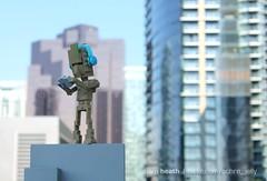 Moody Groot (Ochre Jelly) Tags: lego moc afol groot guardians galaxy marvel chibi