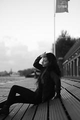 Shabnam, Amsterdam, 2017 November 10 (Paul Rens Jacobse) Tags: shabnam fernando 2017 amsterdam model dancer dance noordholland nederland holland netherlands danseres actrice kunst acteren dans actress theater dancing ballet ballerina art photo photography student casting impro improv improvised modern fun love portrait red beauty beautiful pretty gorgeous cute attractive sexy lovely girl young woman female skirt tutu sole white black canon color fashion hair face eyes leg longhair curls blackhair brownhair brunette people