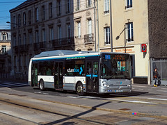 Irisbus Citelis 12 - STAN 310 (Pi Eye) Tags: bus autobus gnv cng erdgas nancy stan cugn irisbus iveco citelis citelis12