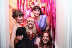 Prom 2018 (faith.olivia) Tags: prom birthday surprise party ball dance happy 28 28th houseparty home deorations committee 18 inspo decor tulle 80s