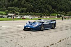 Porsche 911 GT1 Straßenversion (lu_ro) Tags: carpon supercarownercircle andermatt ambri airport supercar sony a7r2 50mm samyang porsche gt1 911 996