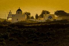 Cuando cae la tarde (lugarlu) Tags: viajes akrotiri santorini grecia