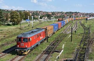 FOXrail 609 008, Oradea (Nagyvárad, Großwardein), 4-8-2018 17:02
