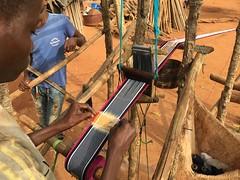 macchina per tessere (diario di un missionario) Tags: missione costadavorio