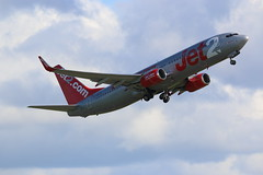 G-GDFS (Rob390029) Tags: jet 2 boeing 737 ggdfs newcastle airport ncl egnt