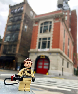 LEGO Dimensions : Ghostbusters - Peter Venkman