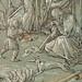 DÜRER Albrecht (Ecole) - Crucifixion (drawing, dessin-Louvre INV18640) - Detail 249