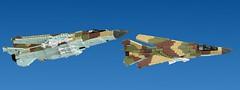 Meme-23MF (Awesome-o-saurus) Tags: lego mig23 fighter jet