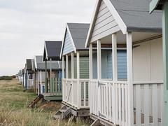Beach Huts, Hunstanton (little mester.) Tags: hunstanton norfolk northnorfolkcoast sea seaside beach beachhuts